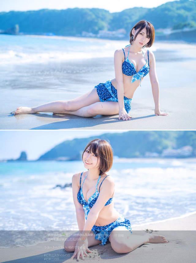 日本比基尼日是怎么来的 性感泳装美女图片欣赏