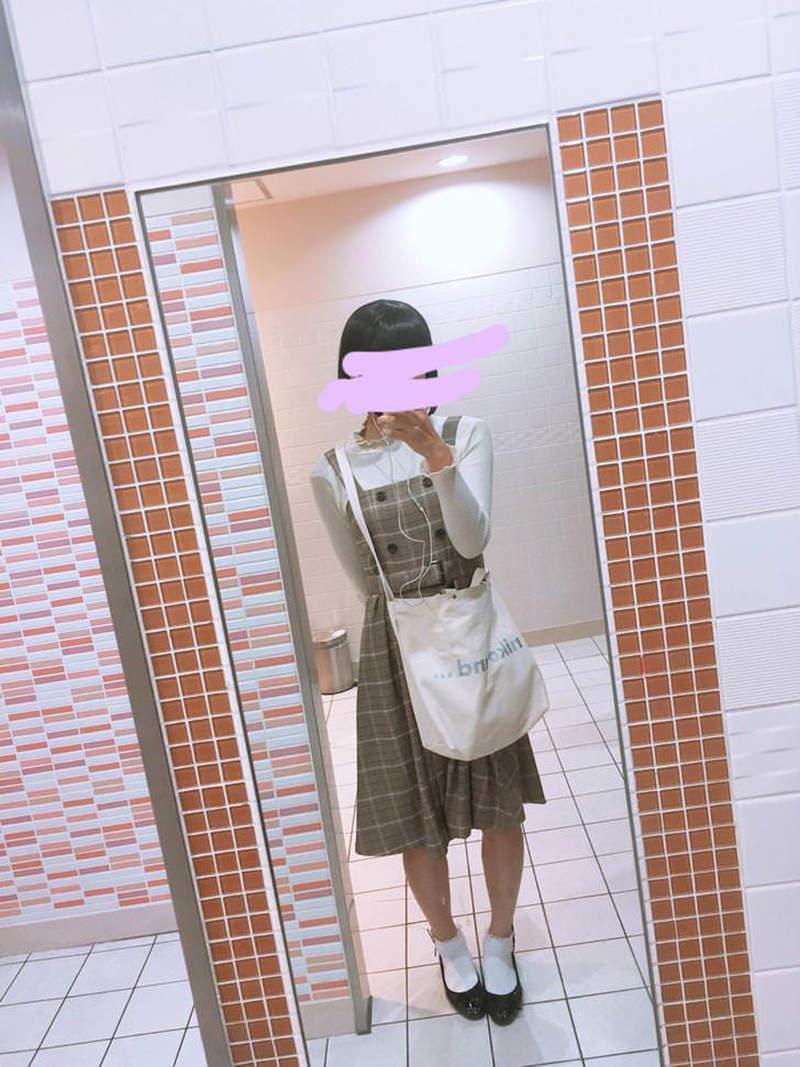 日本公车痴汉集动态图 男扮女装遭电车痴汉猥亵