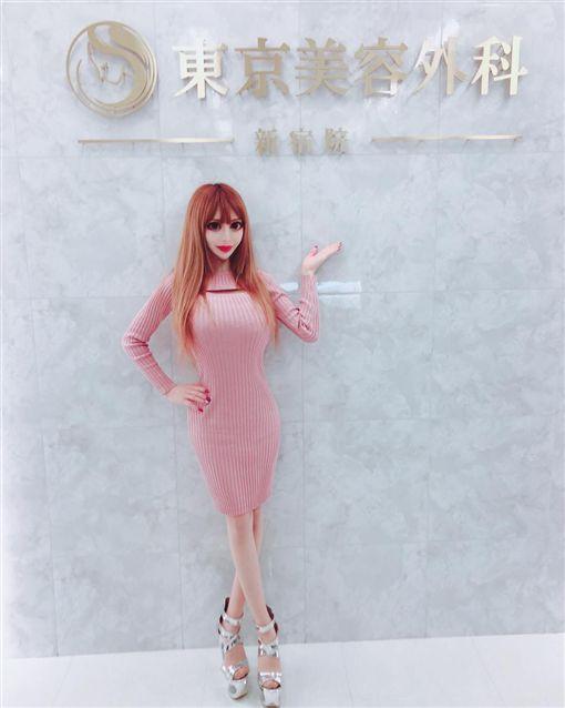 """日本女星茶村""""下海卖身""""花2亿日圆整容升级M罩杯"""