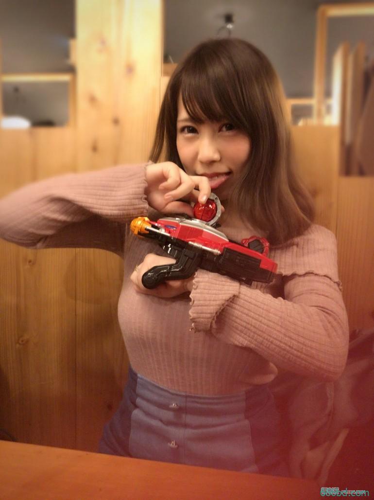吃药也中招!かさいあみ(河西亚美)自爆怀孕!