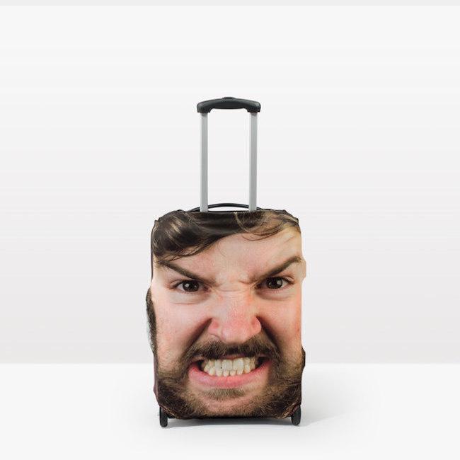 Head Case客制化行李箱 绝对不再拿错行李箱
