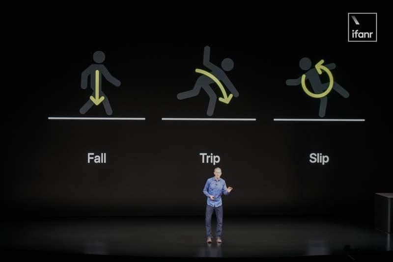 """Apple Watch功能实用 """"跌倒自动求援""""成功拯救1名男子"""