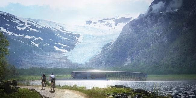"""全球首家""""产能旅馆""""Svart 使用新型环保建筑材料产能大过消耗"""