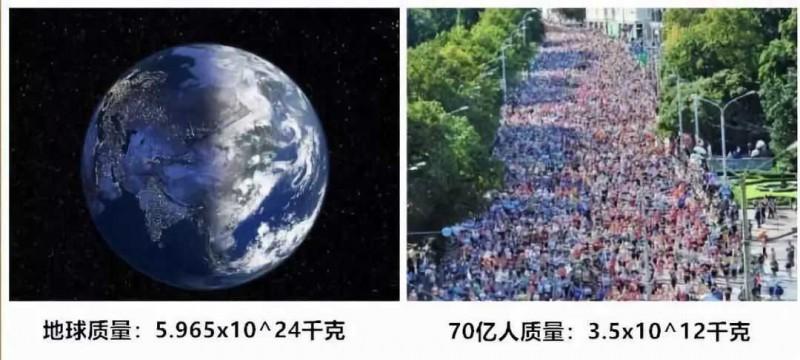 70亿地球人同时跳起来会发生什么 科学家答案会让大家不敢跳