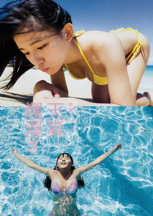 浅川梨奈:千年尤物樱花妹子令人悸动的写真