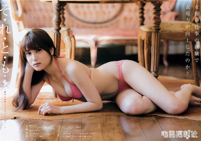 「AKB48」超高颜值的甜美天使 入山杏奈
