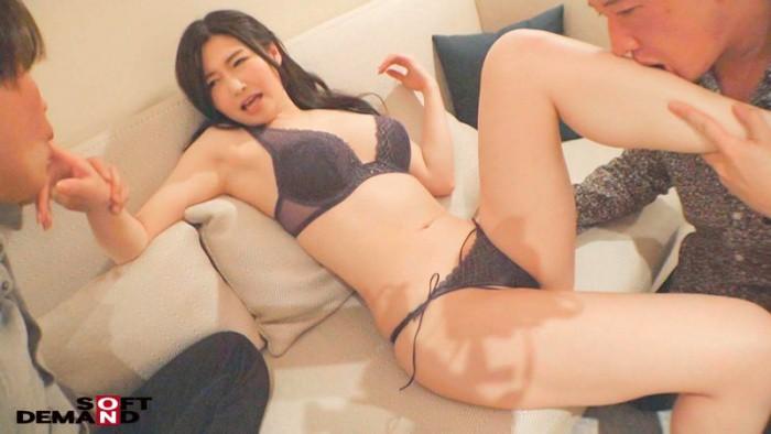 男优突然要求无套、三浦歩美害羞解禁!