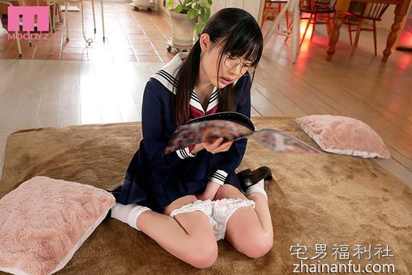 纯情美少女!忘不了被痴汉的快感「友利穗香」稚嫩AV出道!