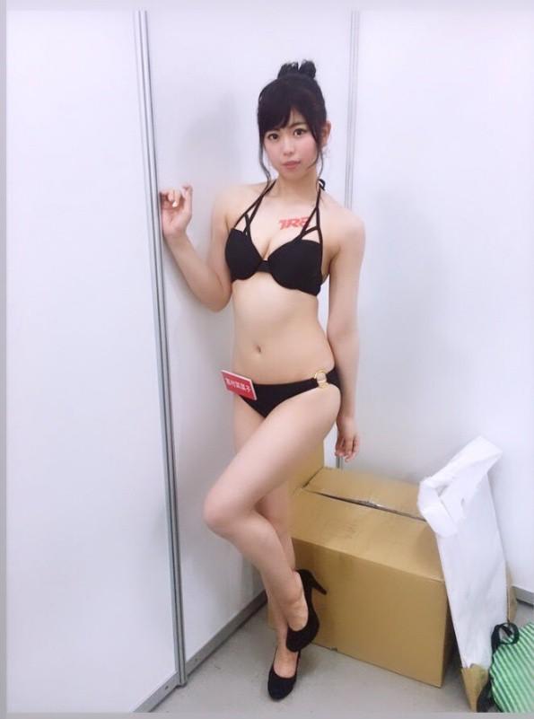 2019TRE女优速写(12) – 模範劳工宫村ななこ