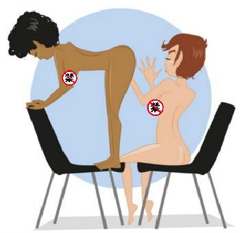 性生话姿势图解大全 五十性姿势享受别样性福高潮