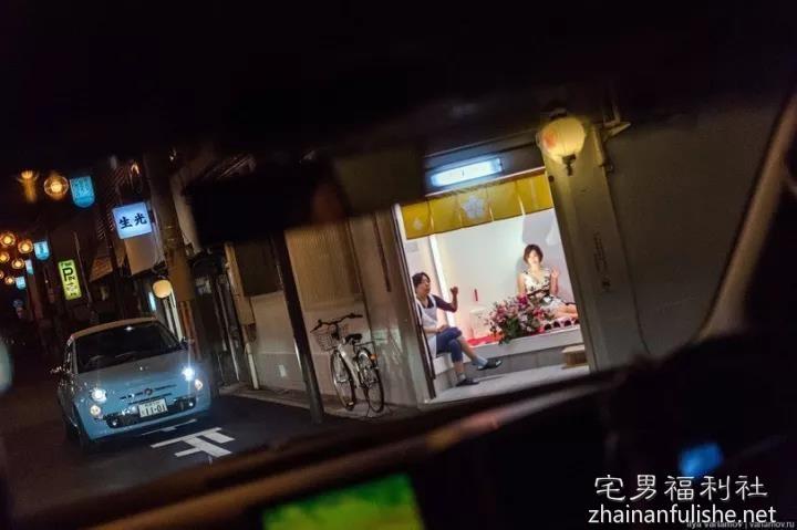 带你走进「飞田新地」,深入了解日本红灯区!