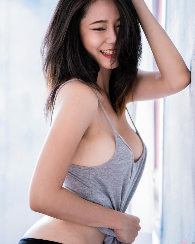 泰国美女正妹Iris 美眉泰正点让人想犯规
