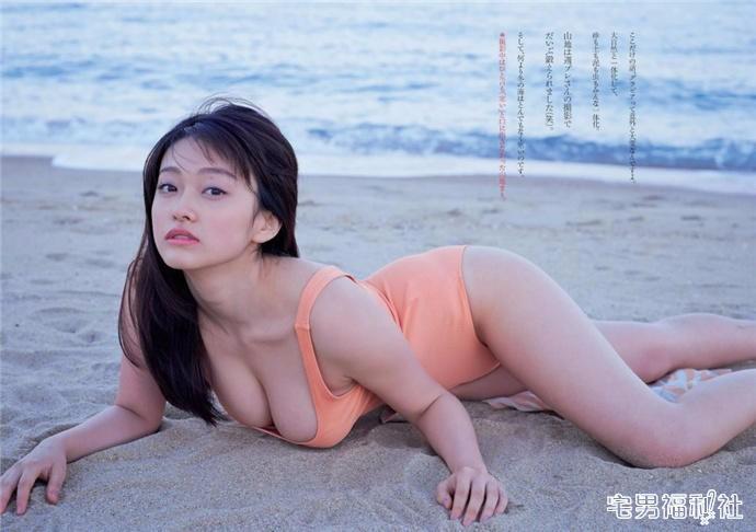 处女认定!零绯闻F-Cup美少女山地麻里(山地まり)