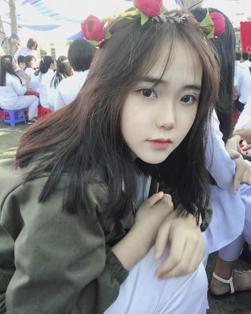 校花级别的美女正妹Marnie 小清新越南妹气质迷人