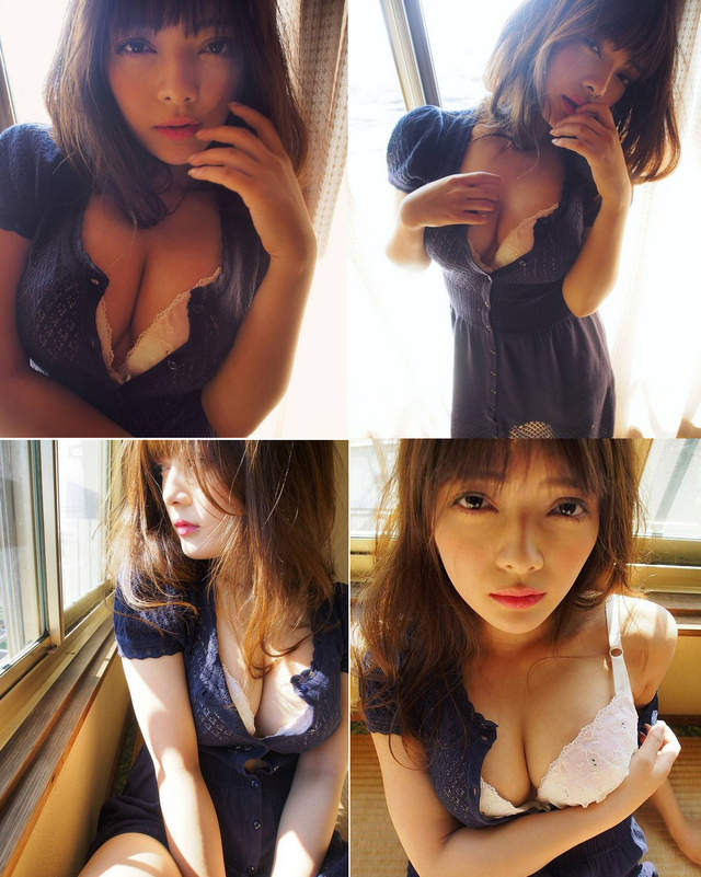 日本性感麻豆MEGMY 着衣巨乳魅力无限撩人情欲