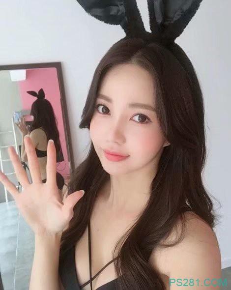 韩国姐姐系正妹 成熟魅力女人神情撩人