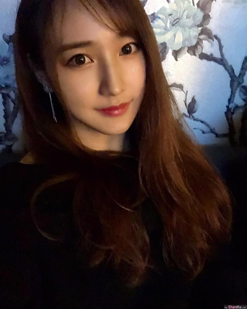 清纯甜美学生妹Tancy Wang 穿比基尼海钓好身材一览无遗