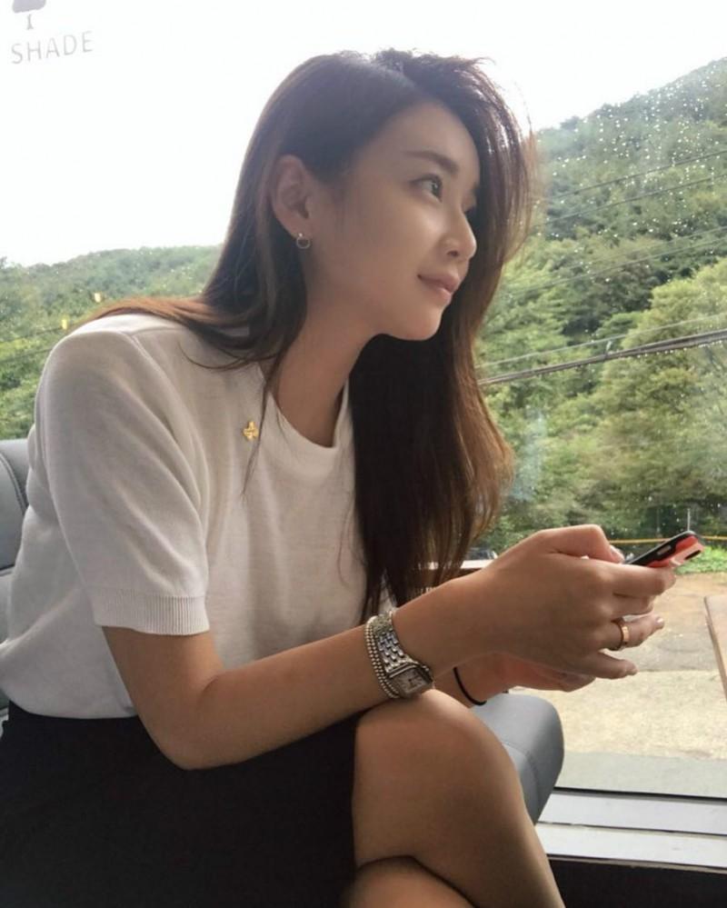 韩国清新正妹lilolilo 性感女神气质脱俗美到不科学