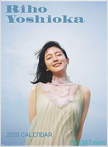 挂起来就像艺术品!《2020年日本女星写真月历》最后一弹!