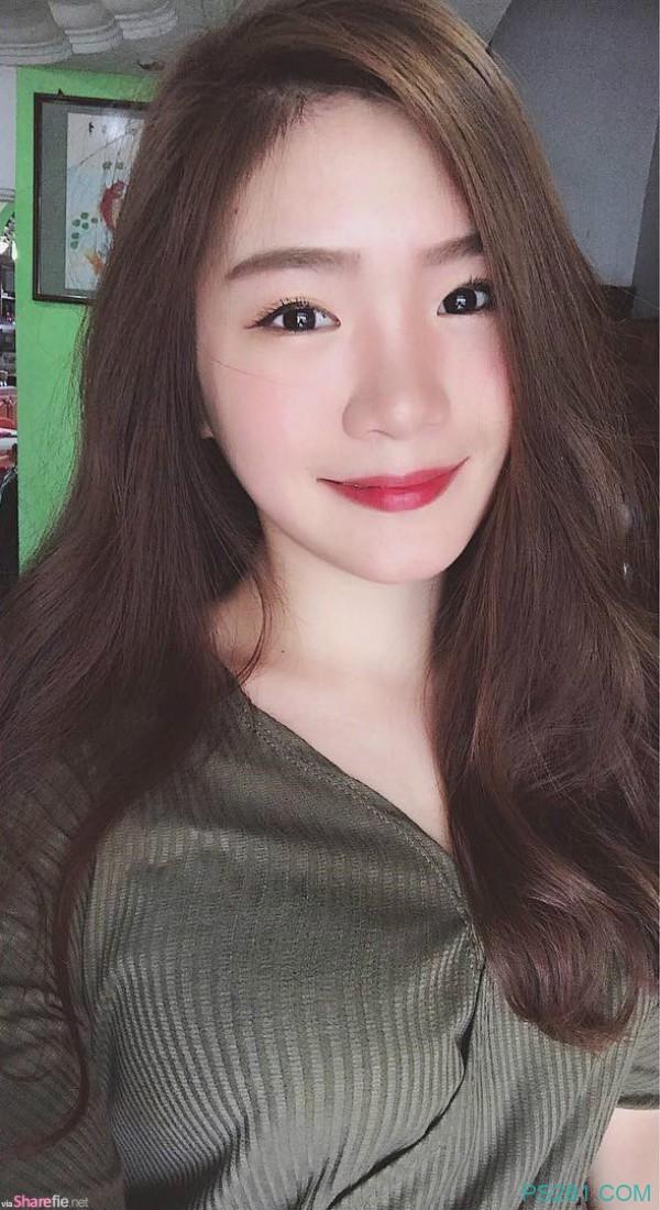 美女药剂师Ly Huy 清新甜美笑容治愈人心