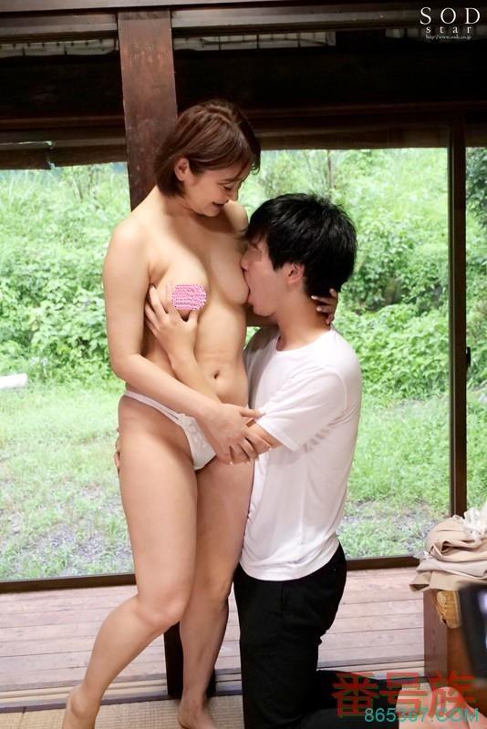 生涯倒数第2支作品,西野翔第一次对男优了!