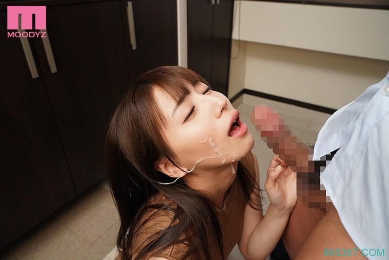 MIDE-807:饥渴人妻初川南被射到满脸白白精液才会满足。