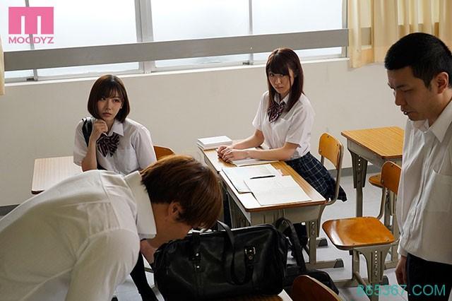 MIAA-059 :同学情侣中出学园性活~精彩的日韩情色。
