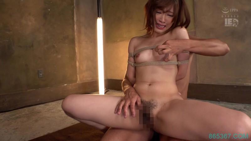 IESM-048:美少女星雨理紧缚解禁,被绑起来当粽子吃掉!