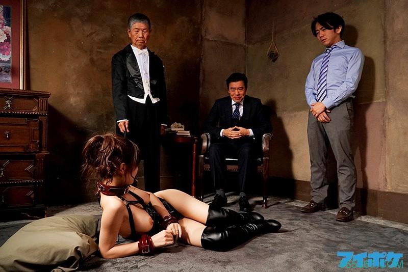 IPX-516:巨乳准新娘桜空もも羞耻的被一群有钱人变态玩弄。