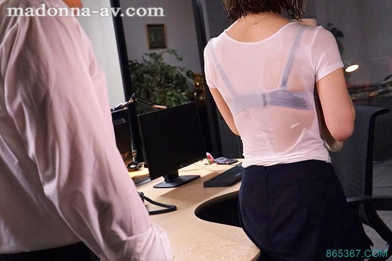 JUL-019:暴风雨夜与巨乳同事筱田优办公室湿身做爱!