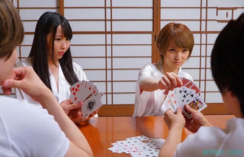 MIMK-069: 真的好舒服啊!!巨乳美少女「椎名空X 玉木久留美」青春性爱物语!