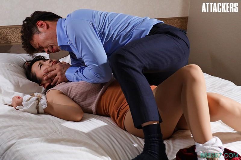 ATID-444:美臀丝袜经纪人向井蓝被变态下药迷奸!