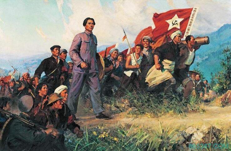 为何在这里?南昌起义中有地理元素