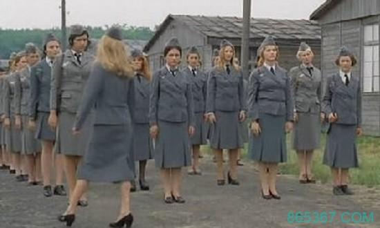 德国战败后,五十万女兵去哪了