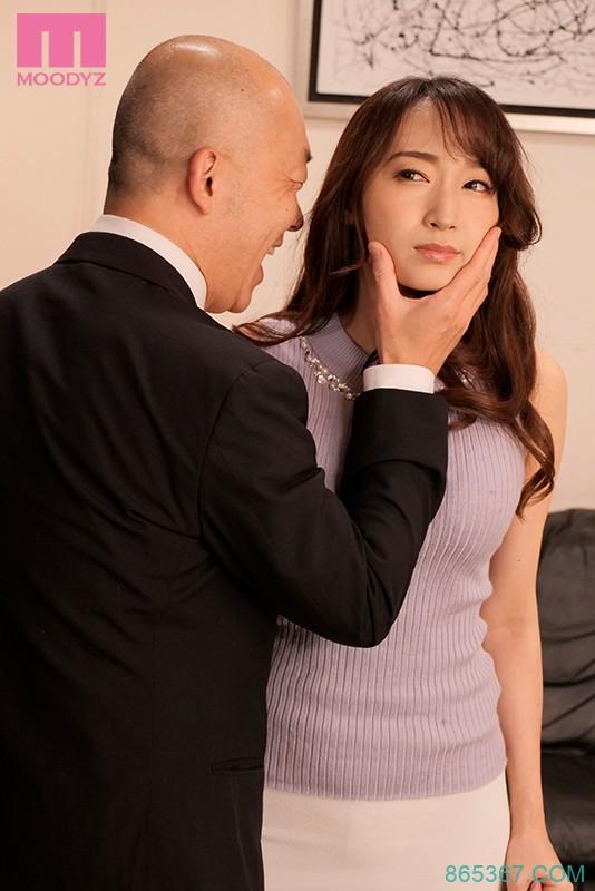 MIAA-157:风骚人妻莲实克蕾儿被丈夫主管无情的侵犯,不断高潮!