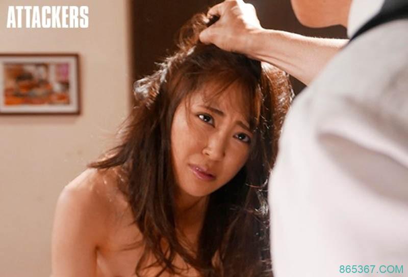 年轻人妻加贺美さら沦为前房东泄欲工具给凌辱轮姦!