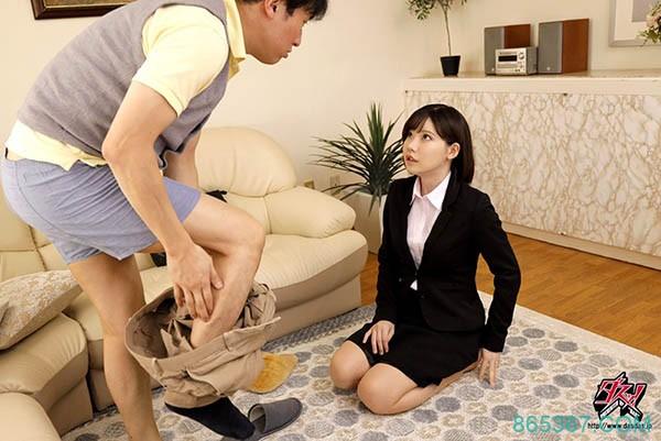 女客服深田咏美上门道歉,遭客户强迫