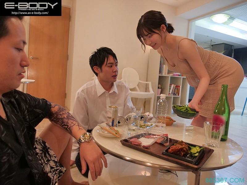 风骚深田咏美为客户提供上门服务