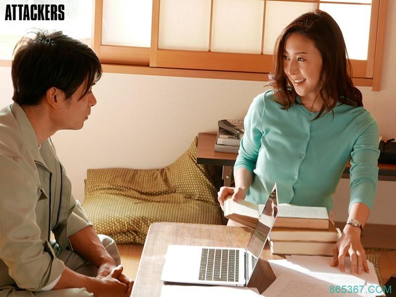 ADN-216 :文艺老师松下纱荣子将身体毫无保留地展现在同事的面前!