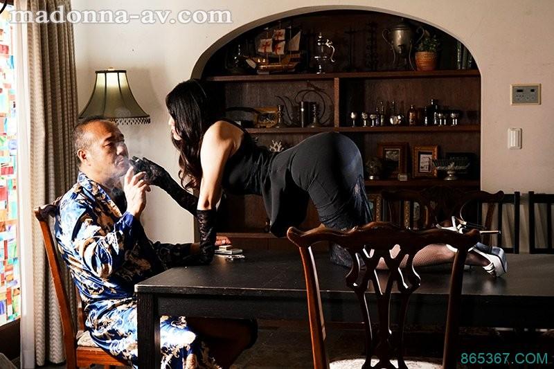 高级娼妇「神宫寺ナオ」华丽降临有钱人豪宅 传说级「毒龙钻」把主人搞到欲仙欲死
