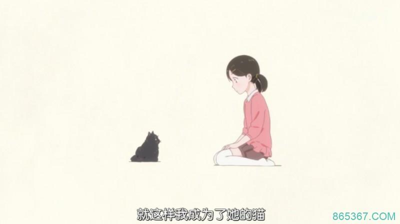 泡面番《她和她的猫》 只有四话却能让你看哭