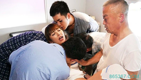 IPX-253: 性爱轰趴!患者吃春药!爆乳俏护士天海翼惨遭病人中出轮奸大乱交!