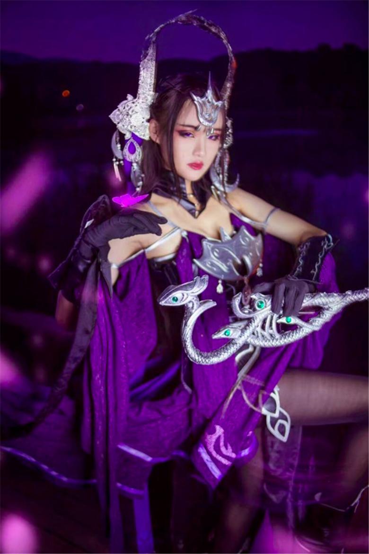 七宁丨剑网3·儒风毒姐