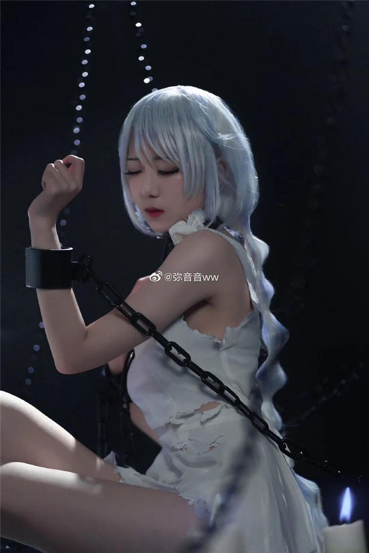 弥音音ww 丨碧蓝航线·阿芙乐尔 囚塔中的曙光公主