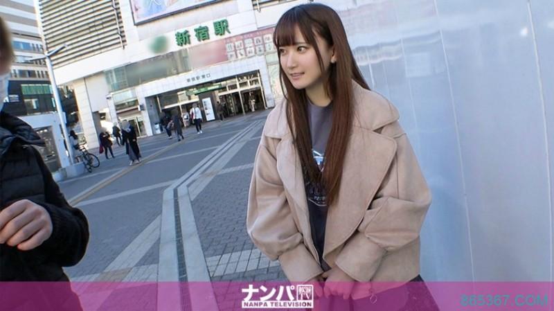 【200GANA-2455】女儿20岁服装店员-200GANA系列