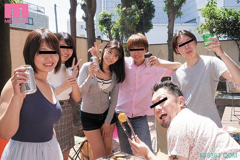 "MIDE-957:""神宫寺ナオ(神宫寺奈绪)""参加的同学会竟是糜乱烤肉趴 …"
